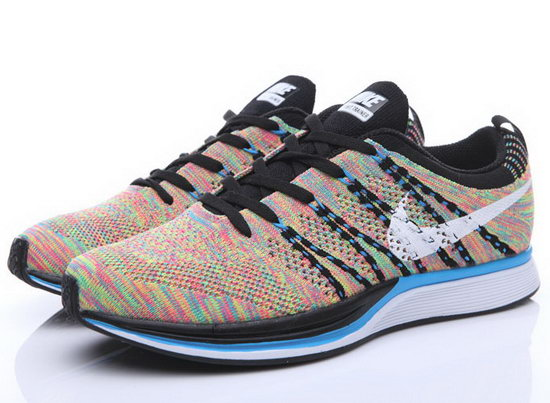 Mens Nike Flyknit Trainer Colorful New Zealand